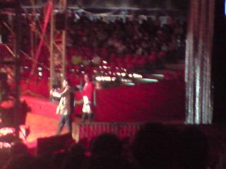 24 Abril 2009: Circo de la Feria